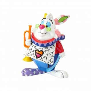 MINI FIGURINE WHITE RABBIT