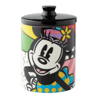 Disney Britto – Minnie Canister Medium
