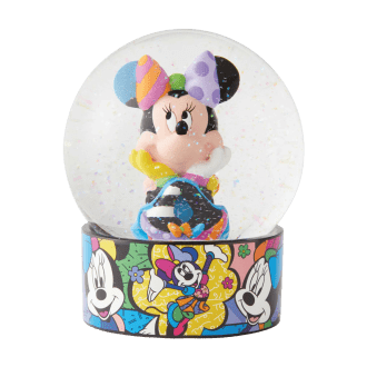 MINNIE MOUSE WATER GLOBE 1