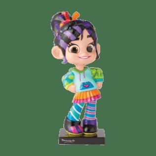 Romero Britto – Vanellope Large Figurine