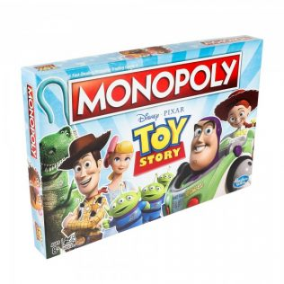 Monopoly Toy Story Edition Board Game
