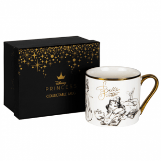DISNEY COLLECTABLE MUG BELLE