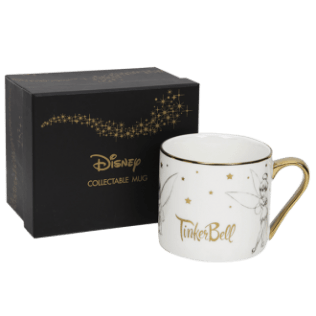 DISNEY COLLECTABLE MUG TINKERBELL