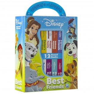 Disney Best Friends My First Library