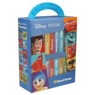 Disney Pixar My First Library