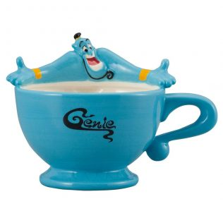 Disney Aladdin Tea For One – Genie Tea Cup