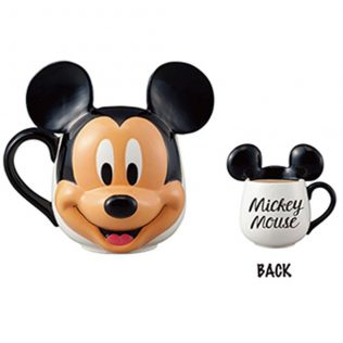 Mickey Face Mug