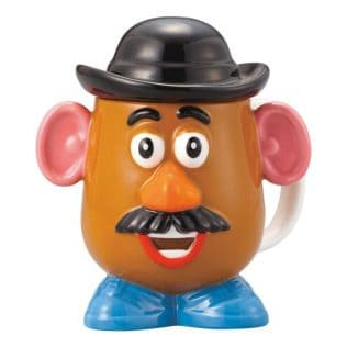 Disney 3D Mug With Lid – Mr Potato Head
