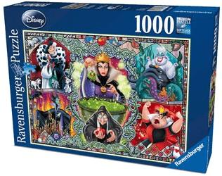 Ravensburger – Disney Wicked Women Puzzle 1000pc