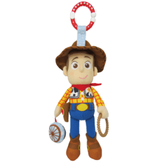 TOY STORY WOODY ACTIVITY TOY