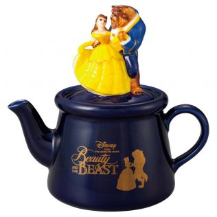 Beauty and the Beast – Belle and Beast Teapot