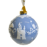 English Ladies Cinderella Ornament – Coloured