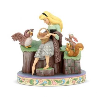 Disney Traditions Sleeping Beauty Beauty Rare by Jim Shore Statue
