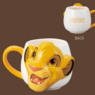 Lion King Simba Face Mug