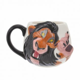 Lion King Scar Face Mug