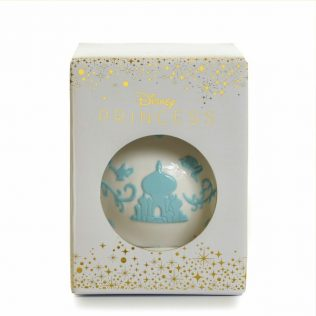 English Ladies Aladdin – Princess Jasmine Ornament- White