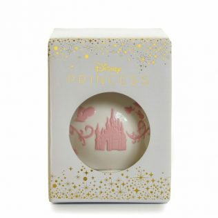 English Ladies Sleeping Beauty – Aurora Ornament – White