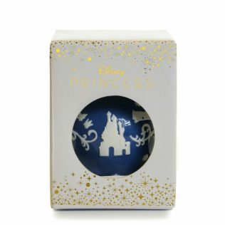 English Ladies Snow White Ornament – Coloured