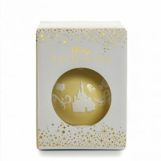 English Ladies Beauty And The Beast – Belle Ornament – Coloured