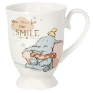 Disney Dumbo – You make me smile Mug with handles
