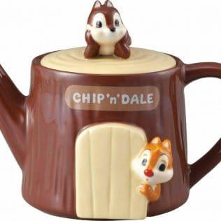 Disney Tea for One – Chip N Dale Teapot