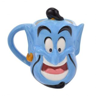 Disneys Aladdin – Genie Face Mug