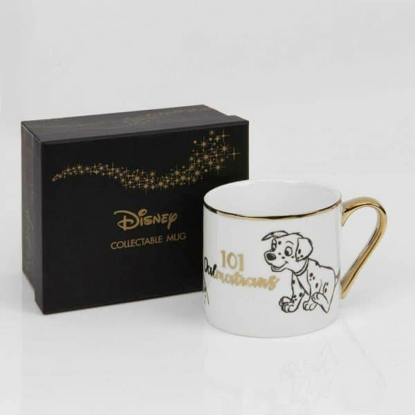 Details about Disney Collectable Mug - 101 Dalmatians