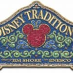 Jim Shore Disney Traditions – Winnie the Pooh and Piglet Heart Statue