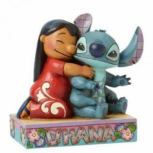 Details about  Jim Shore Disney Traditions – Lilo & Stitch Ohana Statue