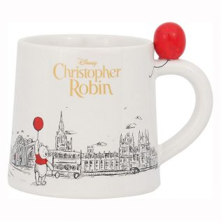 Disney Christopher Robin London Mug – Winnie the Pooh