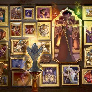 Ravensburger Disney Villainous – Jafar 1000 piece Puzzle