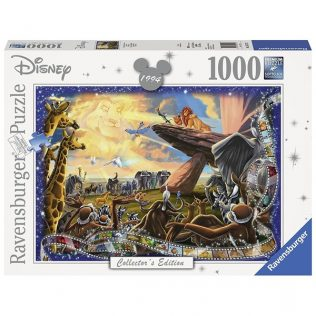 Ravensburger – Disney Moments 1994 Lion King Puzzle 1000pcs