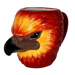 Harry Potter – Fawkes the Phoenix 3D Sculpted Mug