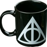 Harry Potter Deathly Hallows Coffee Mug