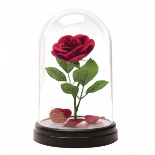 BEAUTY & THE BEAST – ENCHANTED ROSE LIGHT