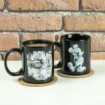 Mickey Mouse Heat Change Mug