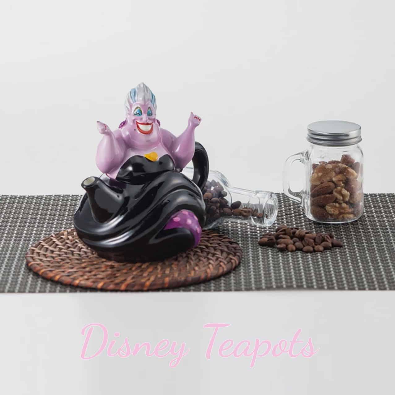 Disney Teapots