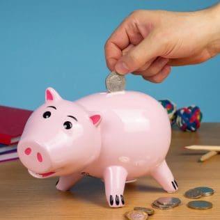 Disney Toy Story – Hamm Piggy Bank
