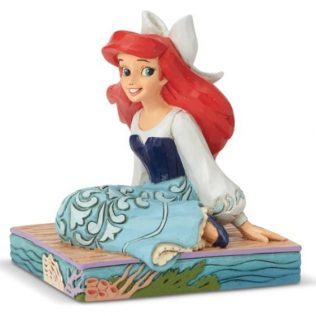 Disney Traditions Little Mermaid Ariel Personality Statue