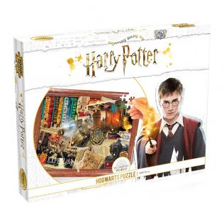 Harry Potter – Hogwarts Frame 1000-Piece Jigsaw Puzzle