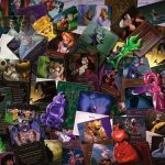 Ravensburger – Disney Villainous The Worst Comes Prepared Puzzle 2000pc
