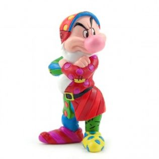Disney Britto Grumpy Mini Figurine
