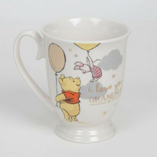 Disney Magical Moments Winnie the Pooh: Mug 'I Love You Grandma'