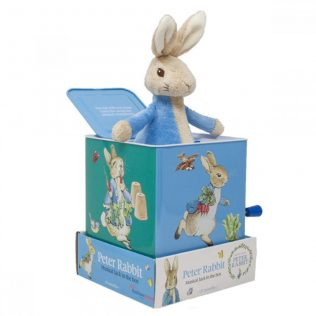 Peter Rabbit Jack In The Box – Beatrix Potter