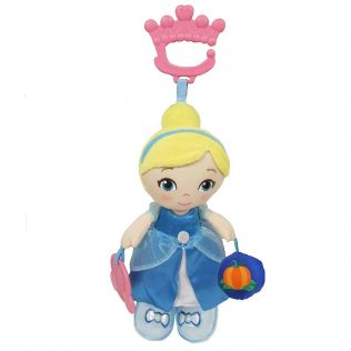 Disney Princess Cinderella Activity Toy Large
