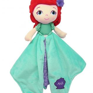Disney Princess – Princess Ariel Baby Security Blanket