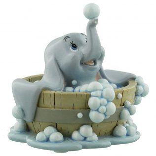 Dumbo Figurine – In Bath Disney Magical Moments Collection