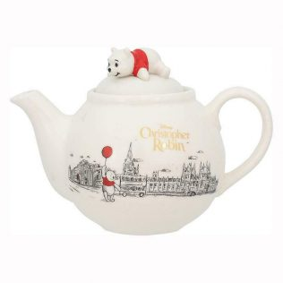 Disney Winnie the Pooh Christopher Robin Teapot