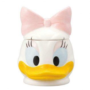 Disney Daisy Duck Face Mug with Lid