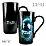 Harry Potter Voldemort Heat Changing Mug – Official Gift Box